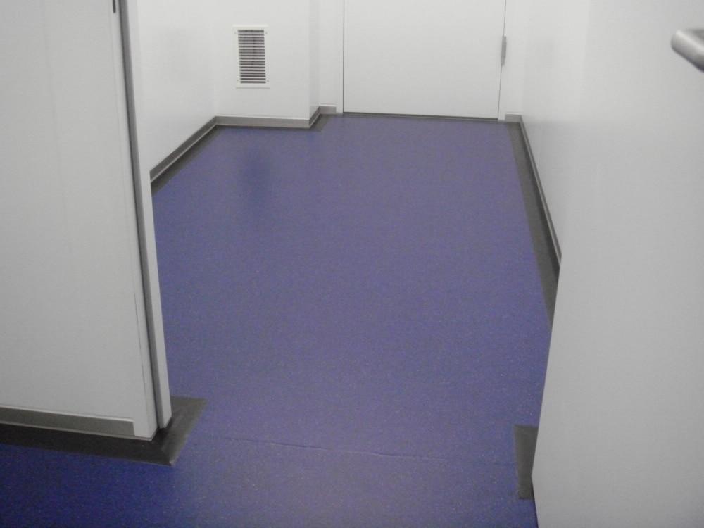 antibakteriel gulvbelægning